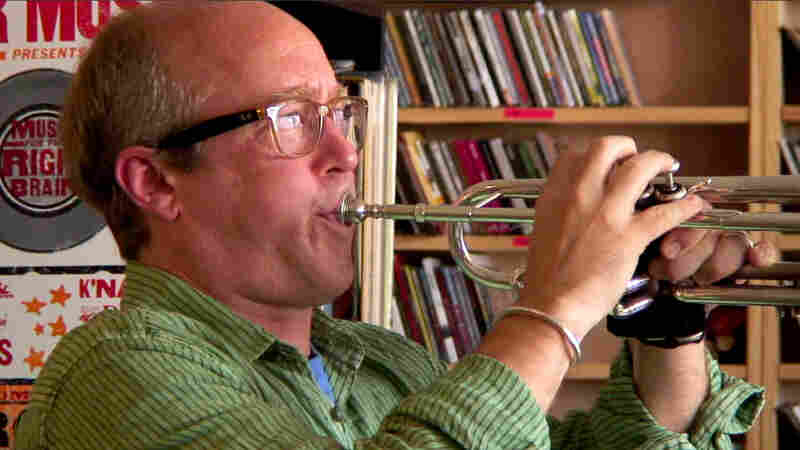 Dave Douglas Brass Ecstasy: Tiny Desk Concert