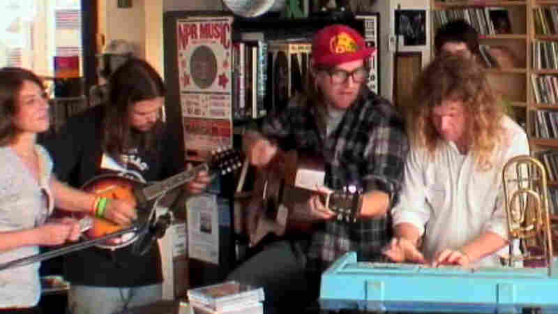 Dark Meat: Tiny Desk Concert