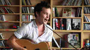 The Tallest Man On Earth: Tiny Desk Concert
