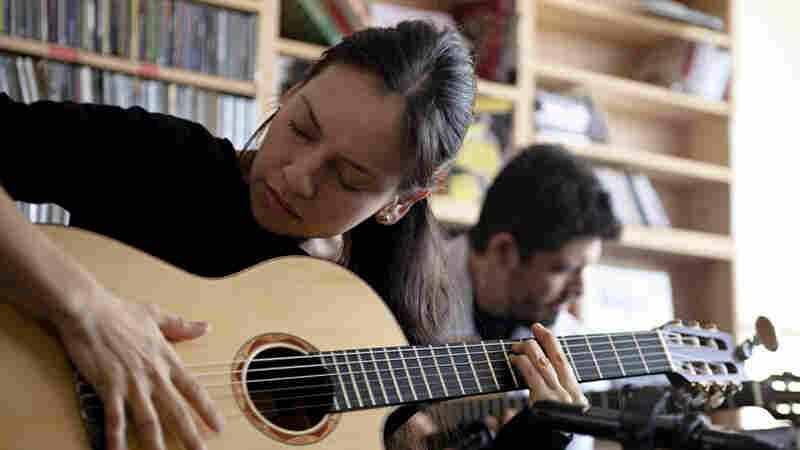 Rodrigo y Gabriela: Tiny Desk Concert