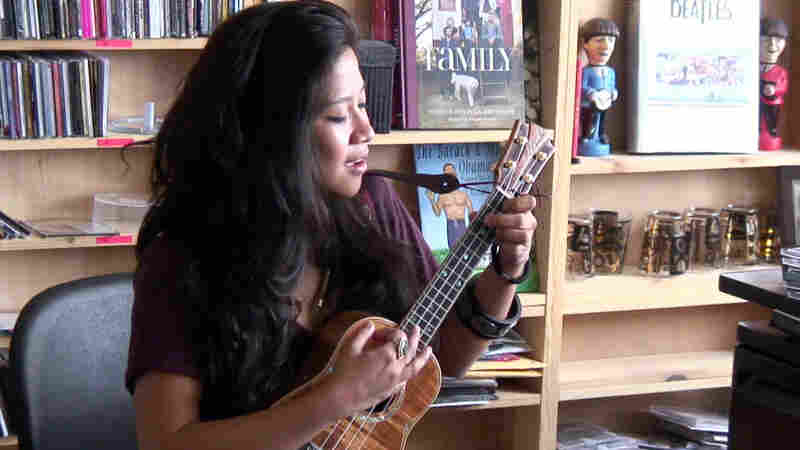 Zee Avi: Tiny Desk Concert