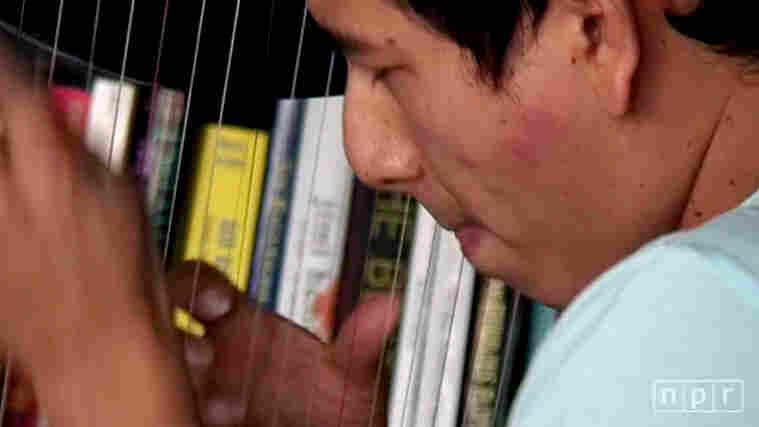 Edmar Castaneda: Tiny Desk Concert