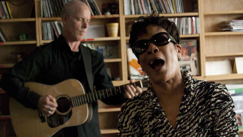Bettye LaVette performs a Tiny Desk Concert.