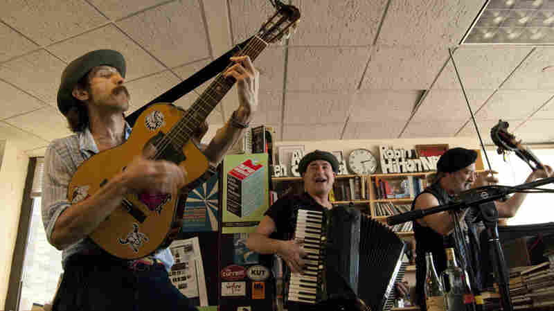 Gogol Bordello: Tiny Desk Concert
