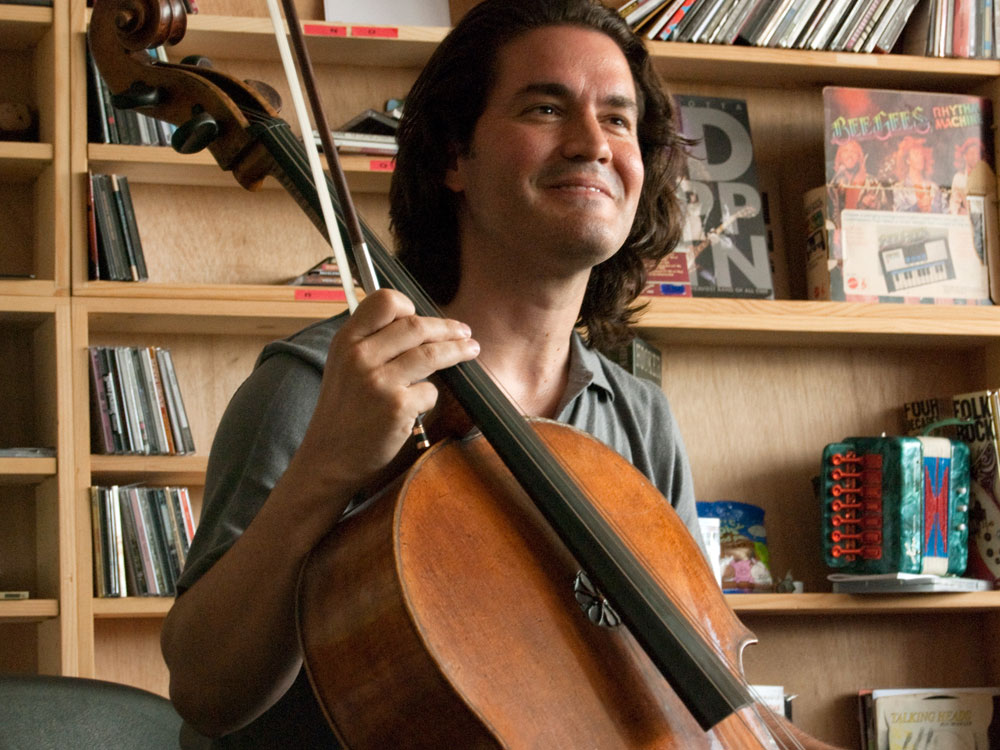 Zuill Bailey Tiny Desk Concert
