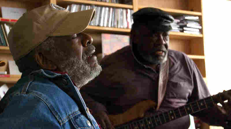 The Holmes Brothers perform a soulful Tiny Desk Concert at the NPR Music offices.