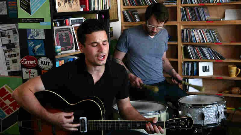 Peter Wolf Crier: Tiny Desk Concert