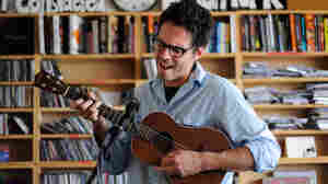 Eef Barzelay Of Clem Snide: Tiny Desk Concert