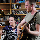 Lost In The Trees perform a Tiny Desk Concert at the NPR Music offices.