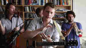 Hey Marseilles: Tiny Desk Concert