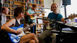 Lower Dens: Tiny Desk Concert