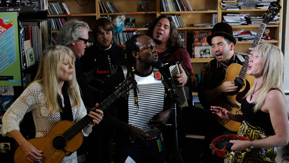 Tom Tom Club Tiny Desk Concert Npr