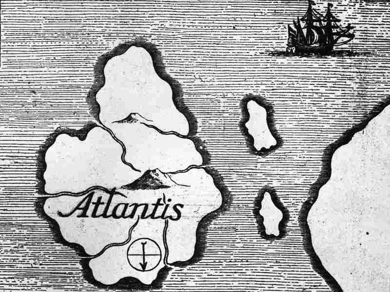Illustration of Atlantis