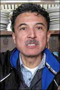 "Francisco Ruiz runs the ""English language learners"" program at The English High School in Boston."