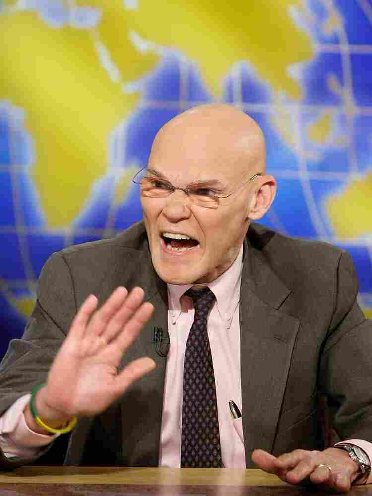 James Carville. Alex Wong/Getty Images for Meet the Press