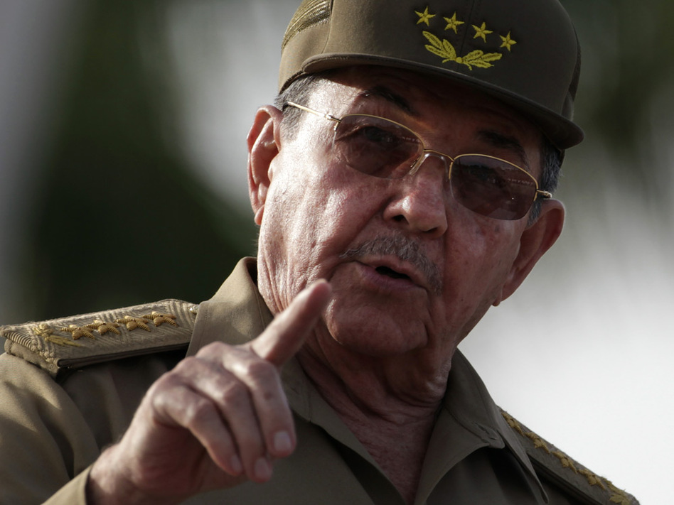 Under Raul Castro, Cubans have more opportunities to vent. But the government has not tolerated open protests against the government.