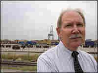 Dean Cook, supervisor consumer safety officer