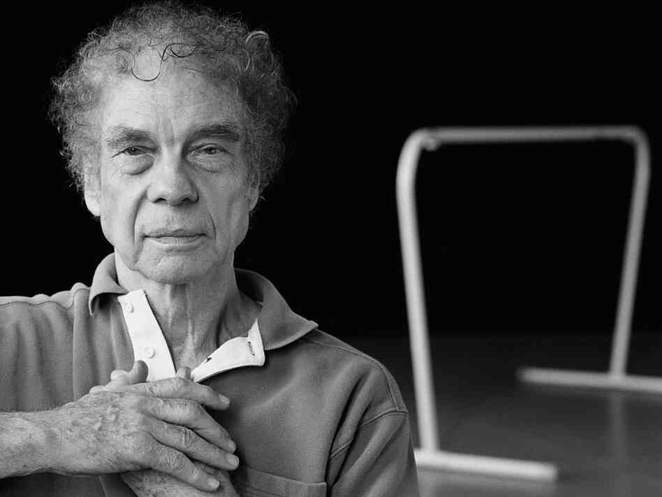 Choreographer Merce Cunningham