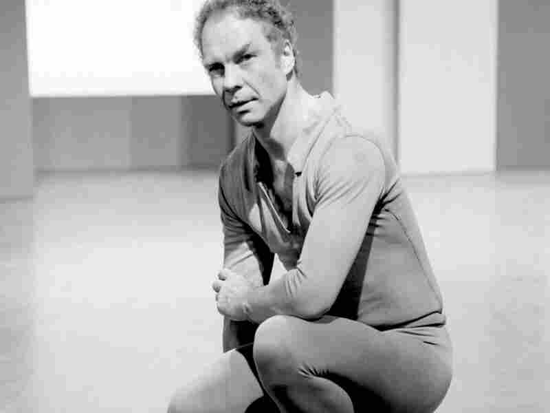 Choreographer Merce Cunningham in 1967.