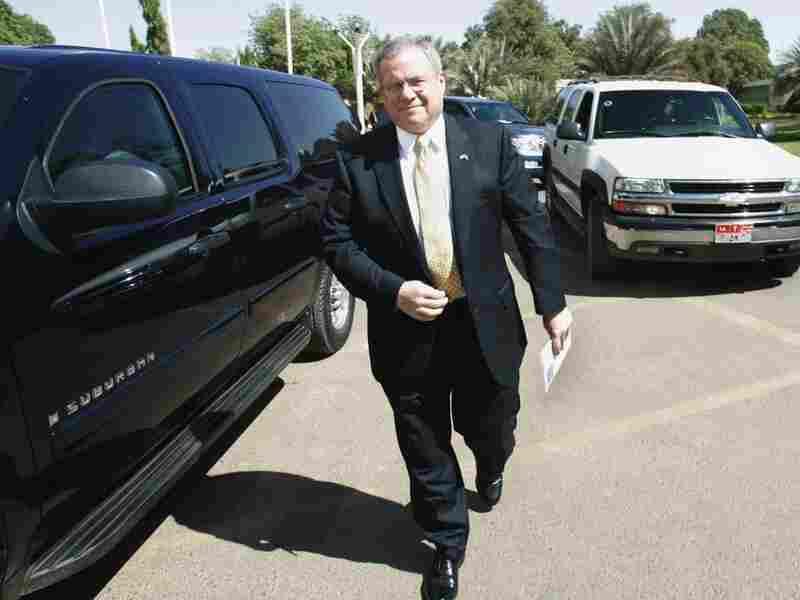 U.S. Special Envoy J. Scott Gration