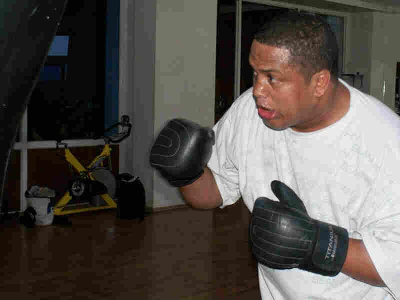 "Sammy Retta, 35, known as ""The Knockout Artist,"""