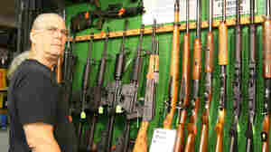 Crackdown On Smuggled Guns Hindered By U.S. Laws