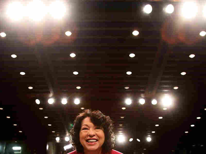 Judge Sonia Sotomayor