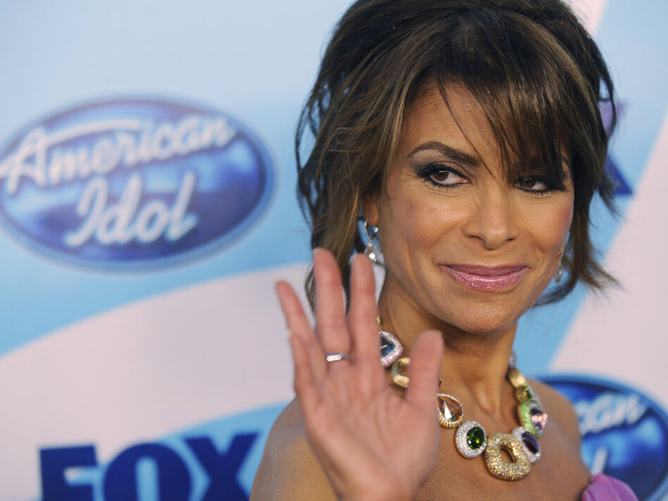 """Paula Abdul is waving goodbye to <em>American Idol</em>. In a posting on her Twitter account Tuesday evening, Abdul wrote that """"with sadness in my heart,"""" she's decided not to return to the show."""
