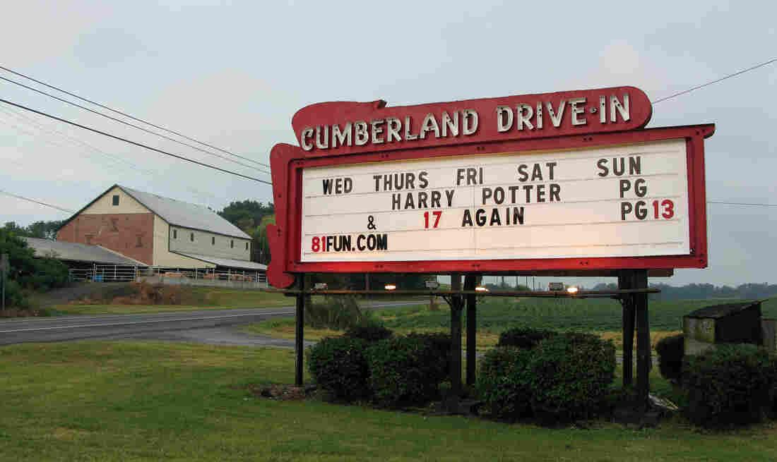 The Cumberland Drive-In Theatre (wide)