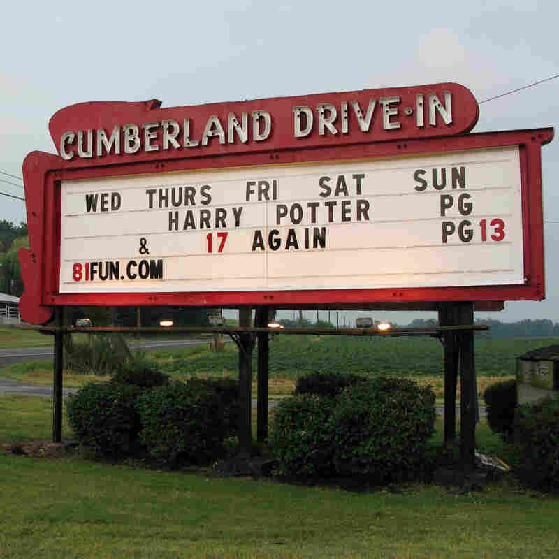 The Low-Cost Glories Of The Drive-In Movie