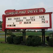 The Cumberland Drive-In (sq.)