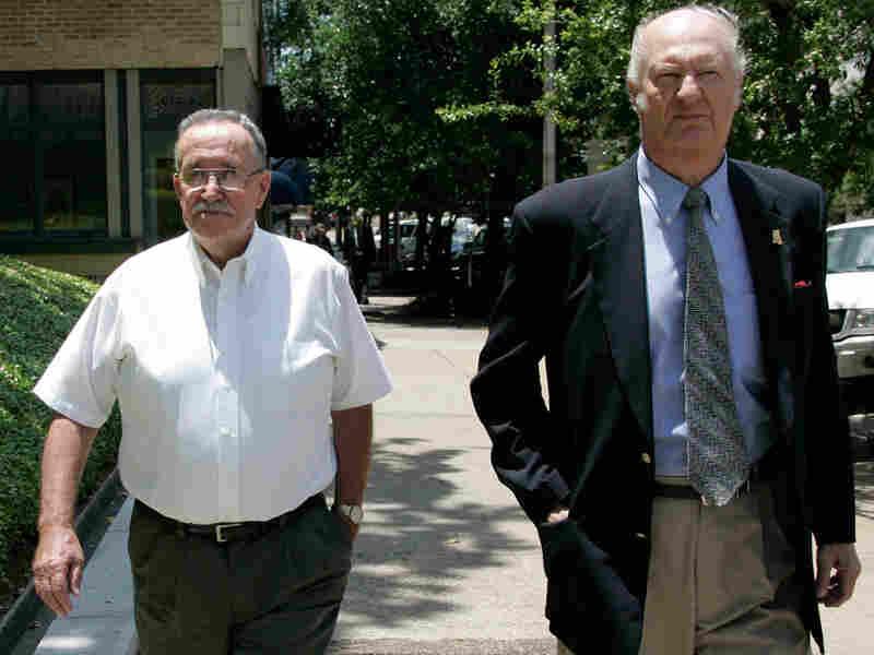 Former FBI agent James Ingram