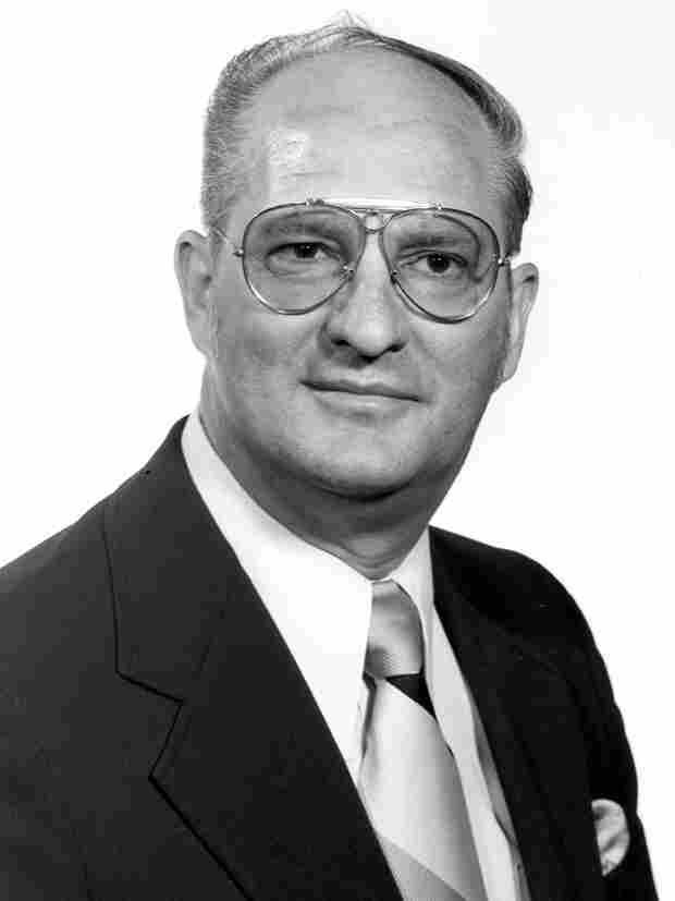 Former FBI agent James Ingram's FBI photo
