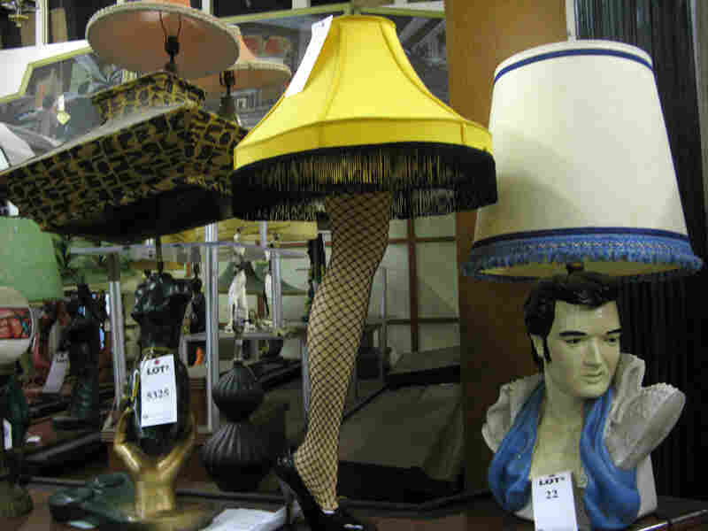 Lamps from 20th Century Props