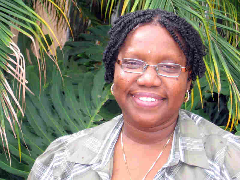 Turks and Caicos resident Carol Stubbs