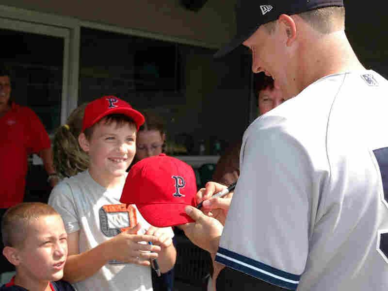 Yankees Pitcher Zach Kroenke