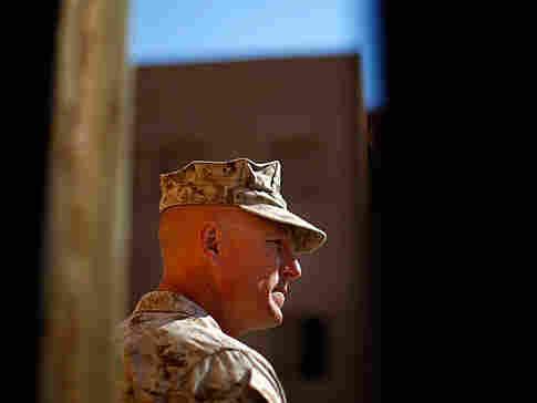 Lt. Col. Christian Cabaniss