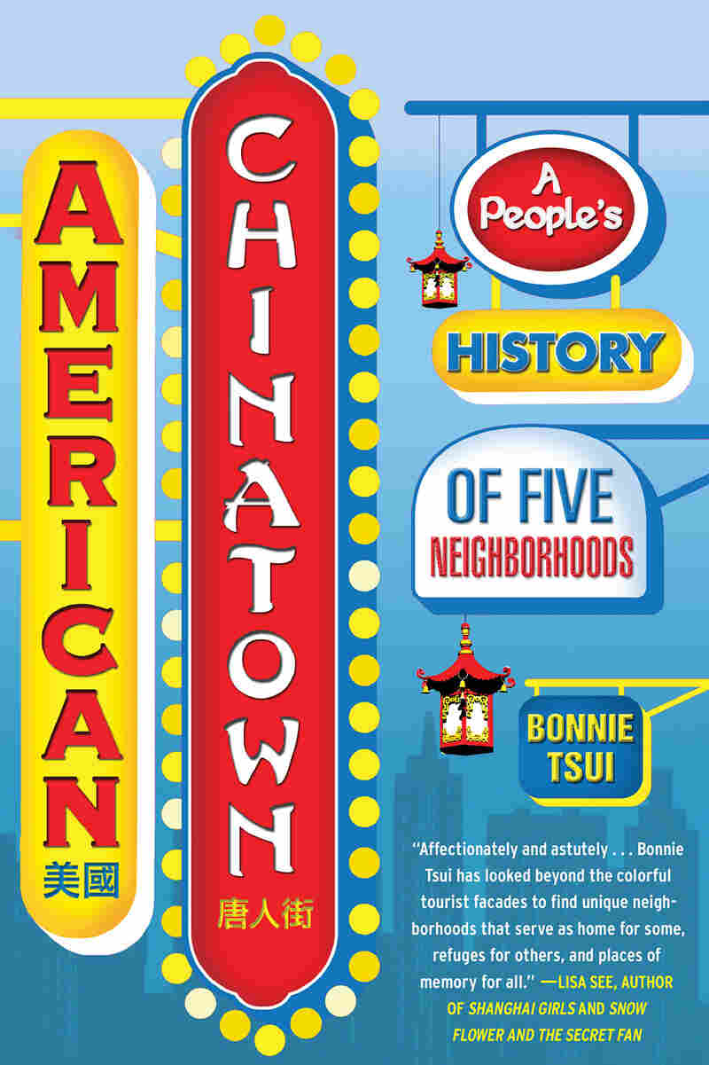 Cover of 'American Chinatown'