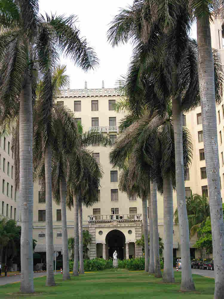 Hotel Nacional Facade