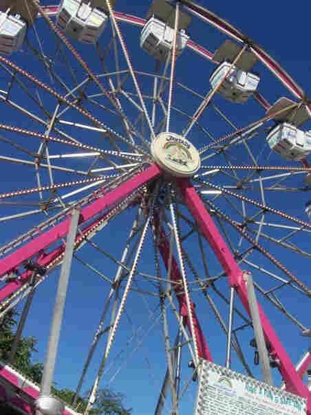 Ferris Wheel (custom)