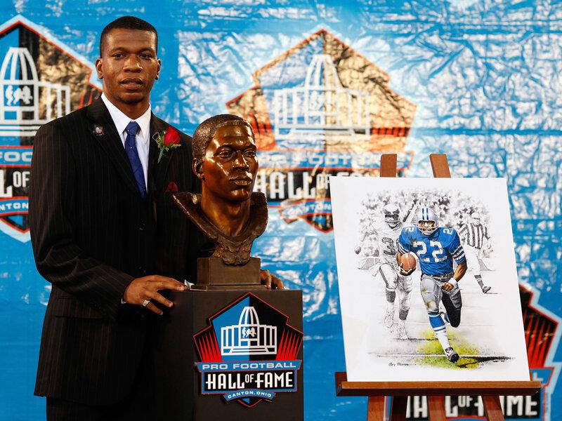 975afd7ff6c Many Halls Of Fame, Only One 'Bullet Bob' Hayes