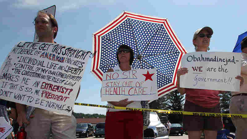Why Obama Can't Brush Off Health Care Protests