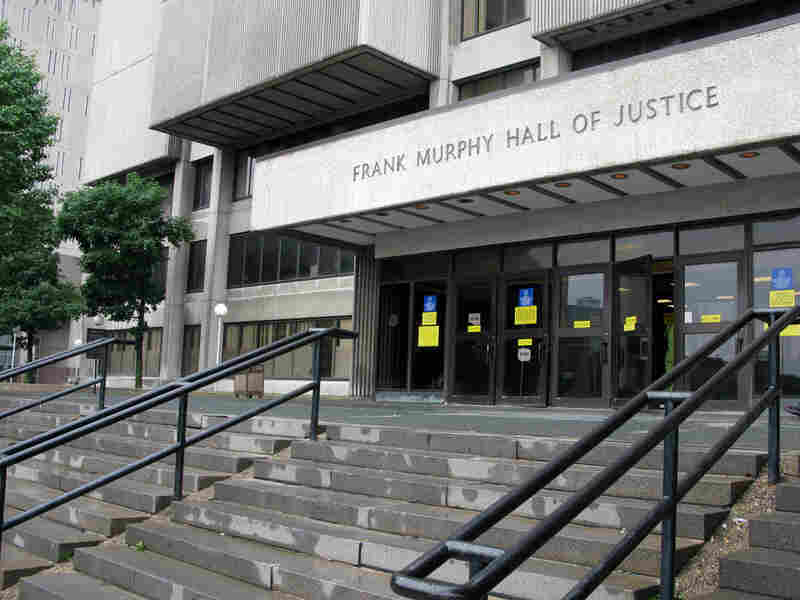 The Frank Murphy Hall of Justice in Detroit