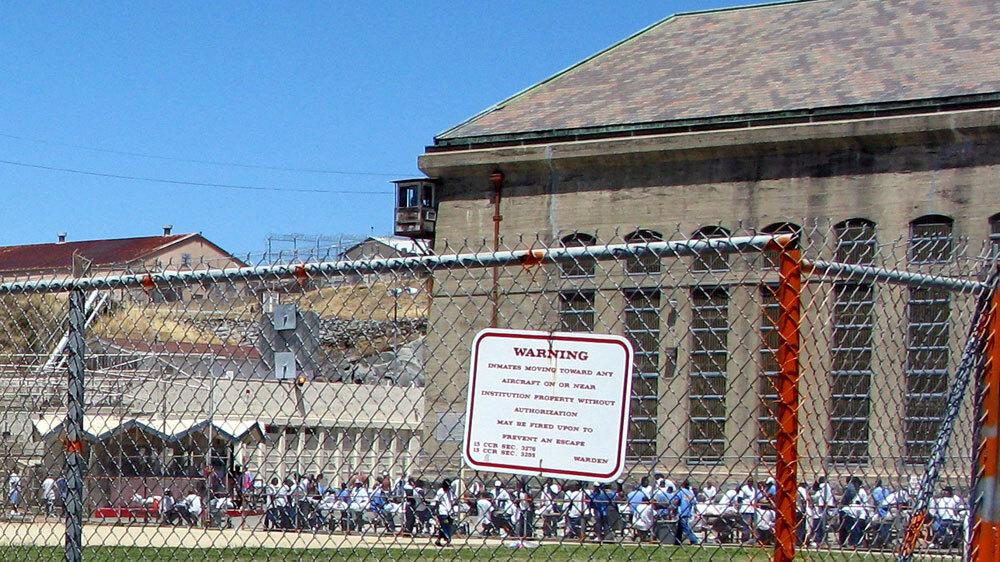 Folsom Embodies California's Prison Blues : NPR