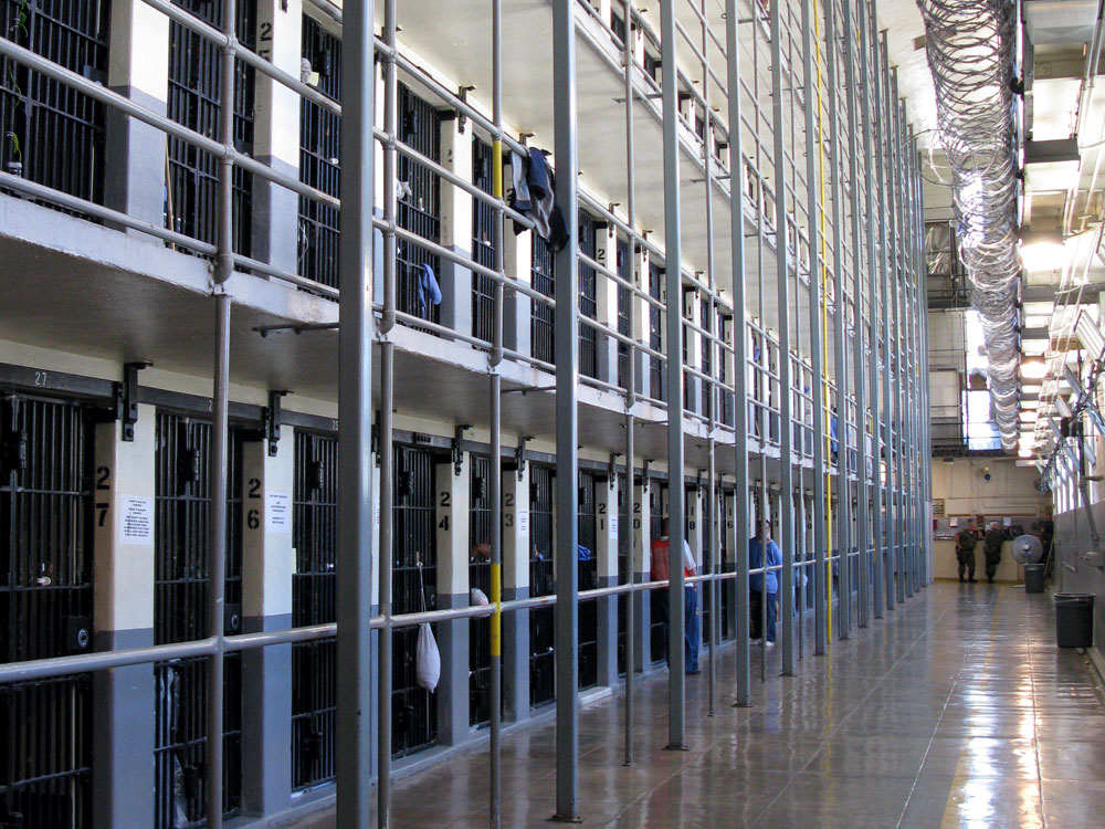 Folsom Embodies California S Prison Blues Ncpr News