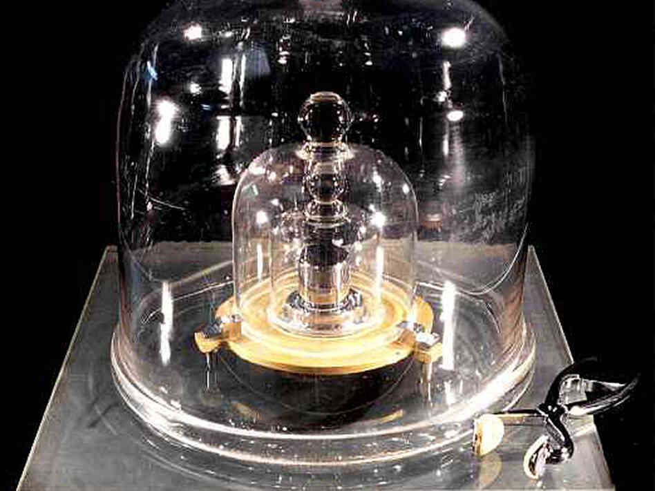 The International Prototype of the Kilogram