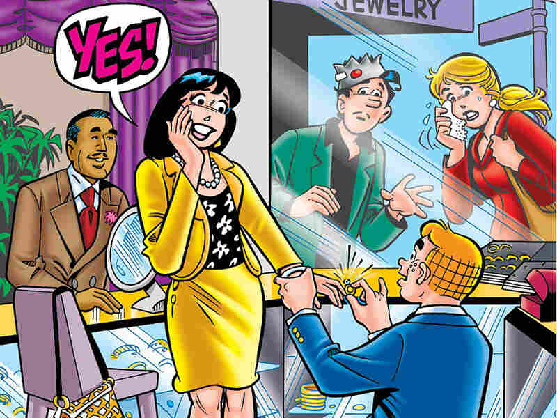 Archie proposes to Veronica