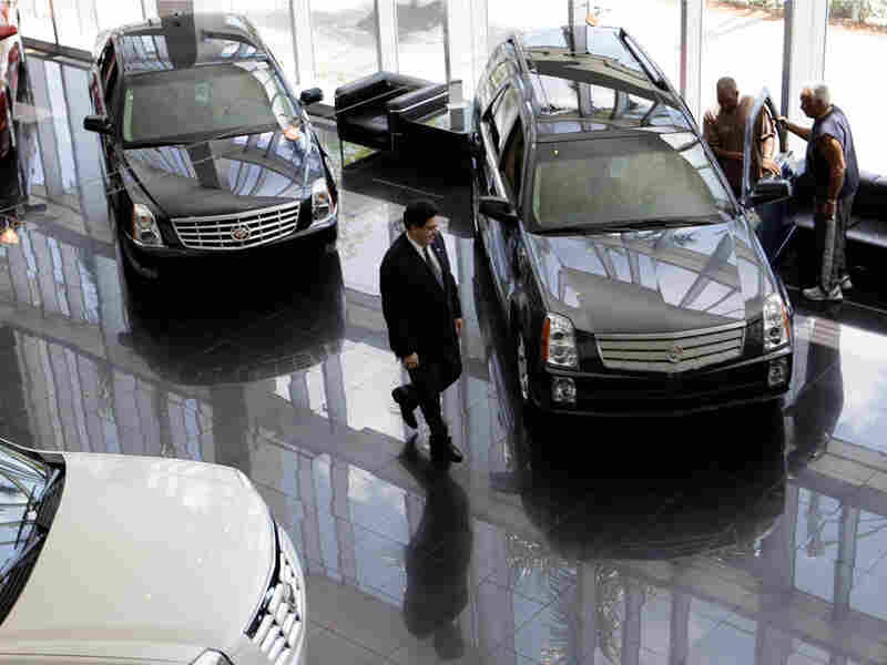 General sales manager at Williamson Cadillac-Hummer in Miami