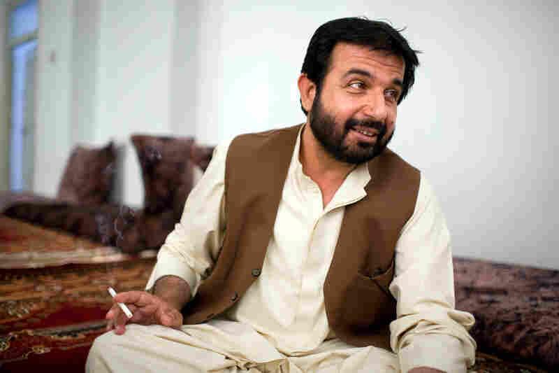 Mohammad Ehsan, Kandahar's deputy provincial council chairman