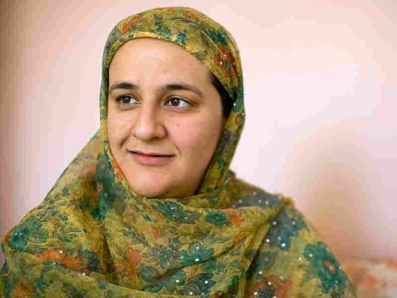 Kandahar businesswoman Rangina Hamidi